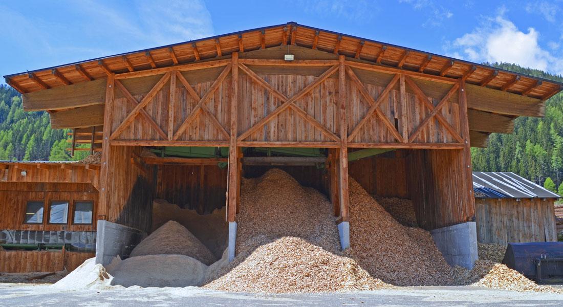 Energieholz, Brennholz, Restholz, Sägespäne