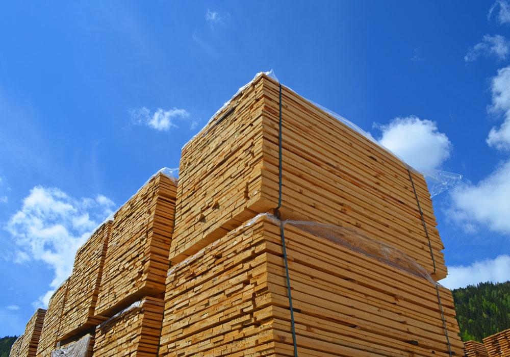 Holzprodukte Bretter Latten