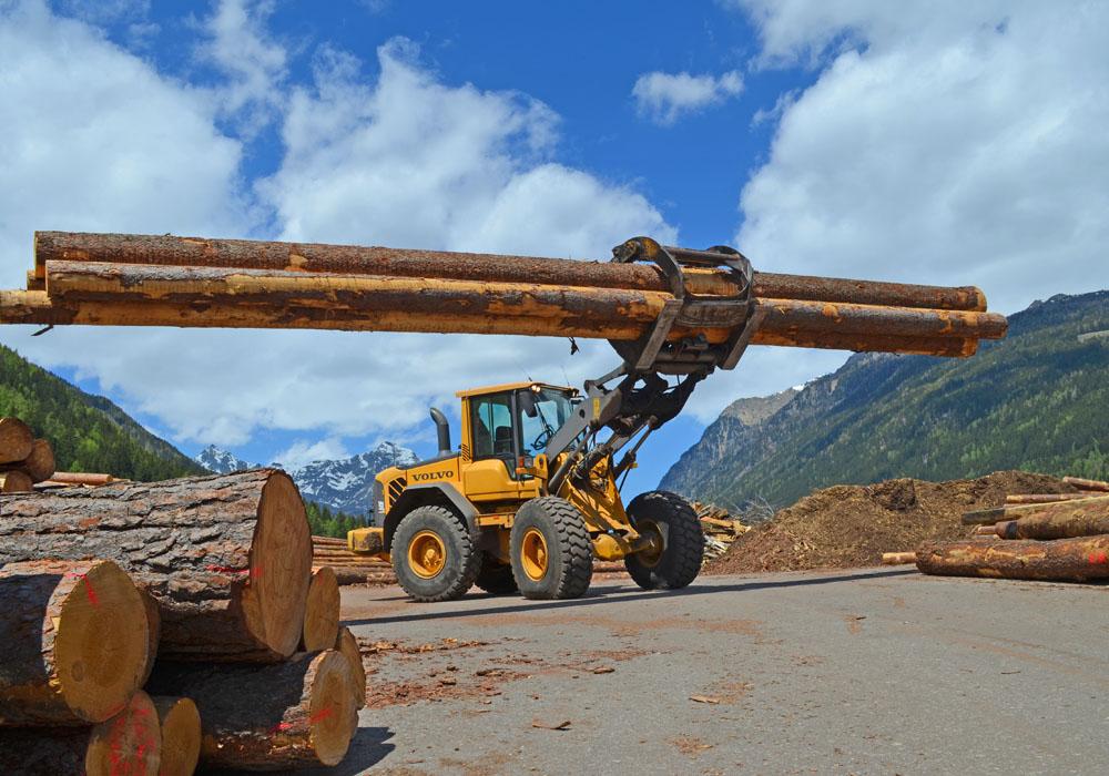 Sägewerk Weißpriach Bauholzfertigung